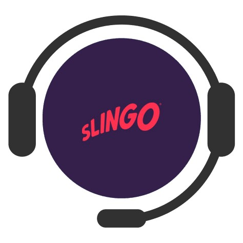 Slingo Casino - Support