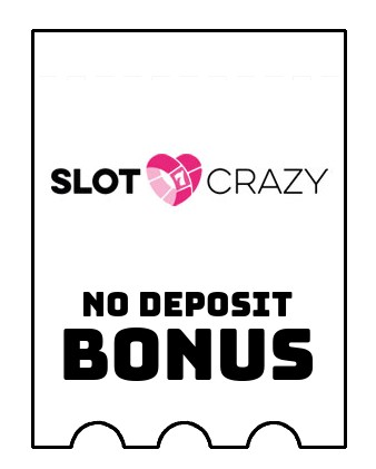 Slot Crazy - no deposit bonus CR