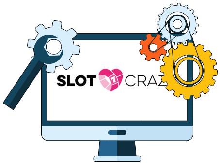 Slot Crazy - Software