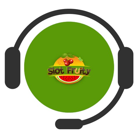 Slot Fruity Casino - Support