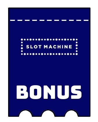 Latest bonus spins from Slot Machine