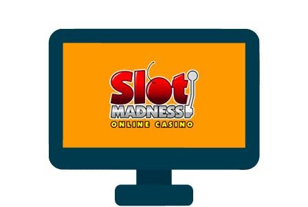 Slot Madness - casino review