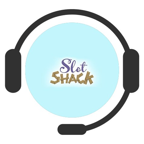 Slot Shack Casino - Support