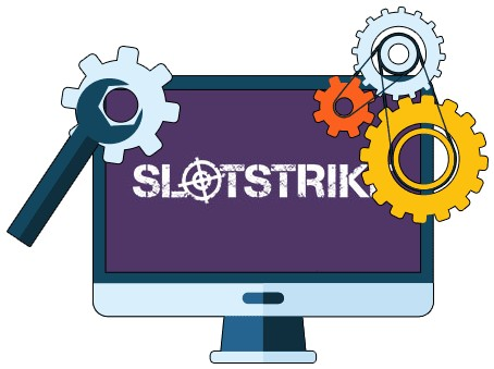 Slot Strike Casino - Software