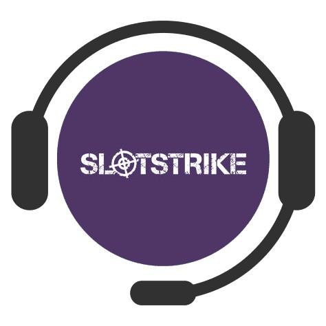 Slot Strike Casino - Support