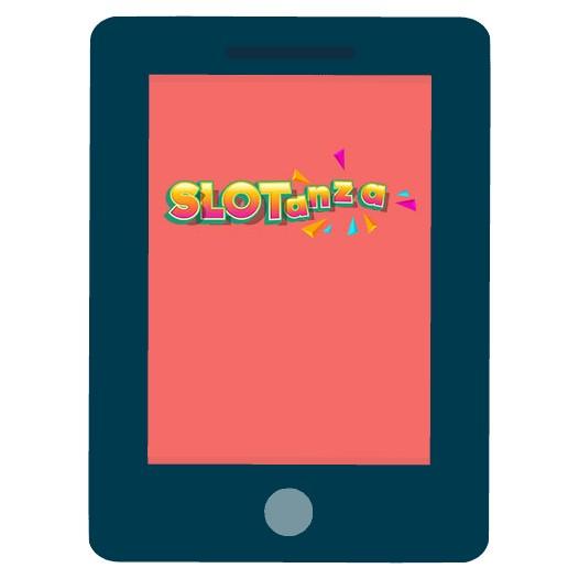 Slotanza - Mobile friendly