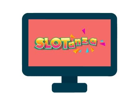 Slotanza - casino review