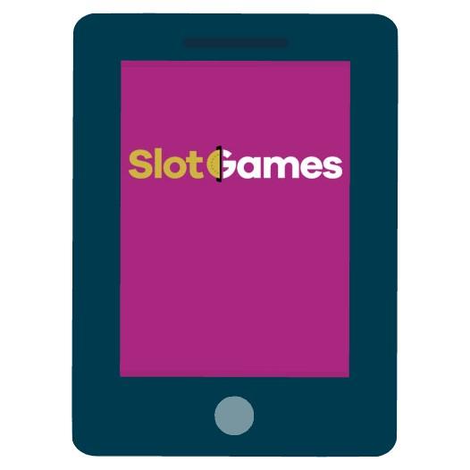 SlotGames - Mobile friendly