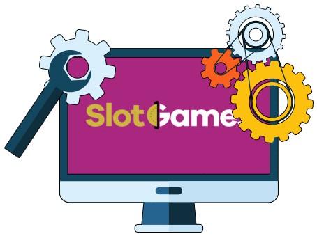 SlotGames - Software