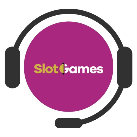 SlotGames - Support