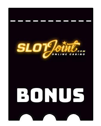 Latest bonus spins from SlotJoint