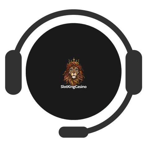 SlotKingCasino - Support