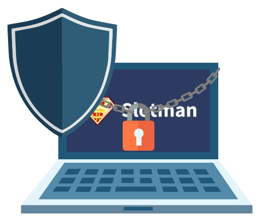 Slotman - Secure casino