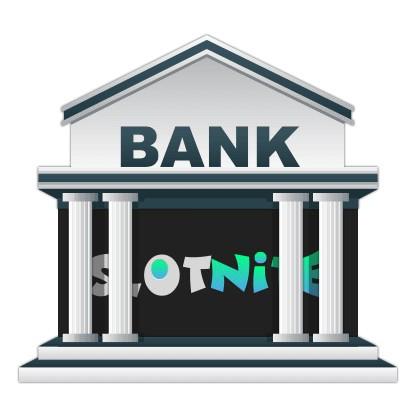 Slotnite - Banking casino