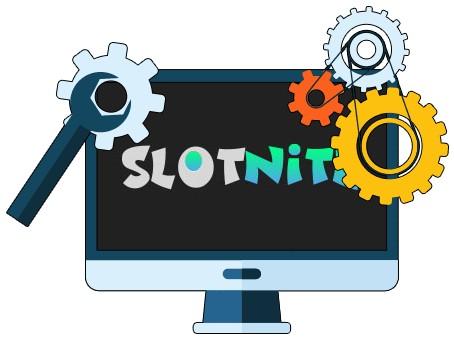 Slotnite - Software