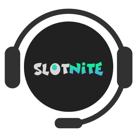 Slotnite - Support