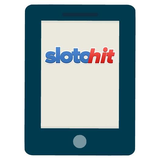 SlotoHit Casino - Mobile friendly
