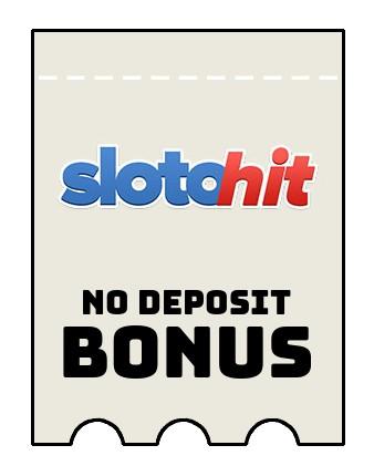 SlotoHit Casino - no deposit bonus CR