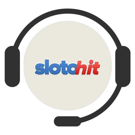 SlotoHit Casino - Support