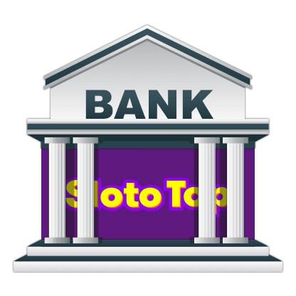SlotoTop - Banking casino