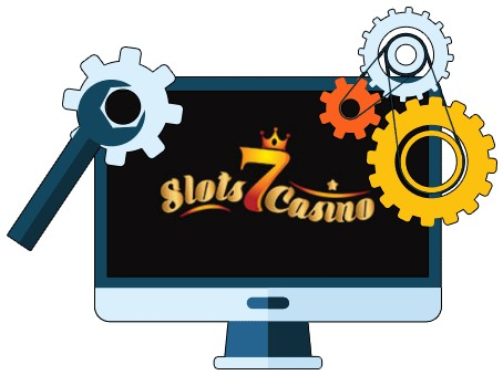 Slots 7 Casino - Software