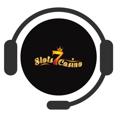 Slots 7 Casino - Support
