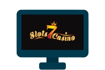 Slots 7 Casino - casino review