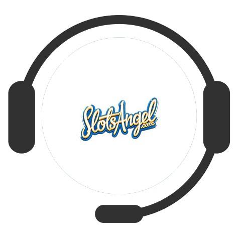 Slots Angel Casino - Support