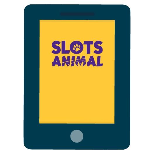 Slots Animal - Mobile friendly