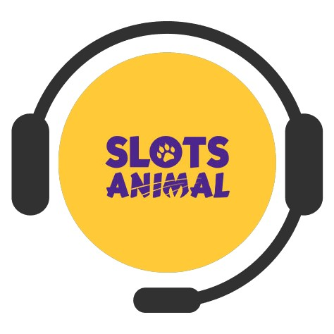 Slots Animal - Support