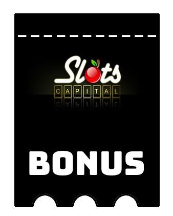 Latest bonus spins from Slots Capital Casino