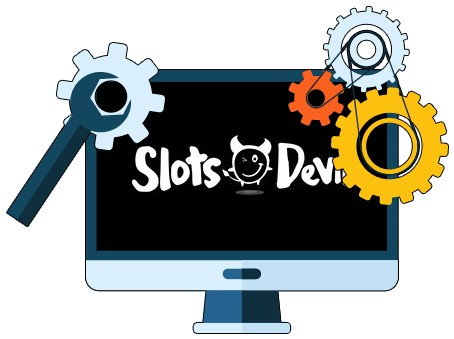 Slots Devil Casino - Software