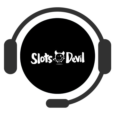 Slots Devil Casino - Support