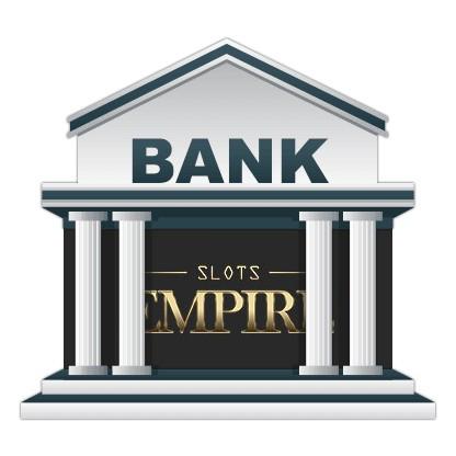 Slots Empire - Banking casino