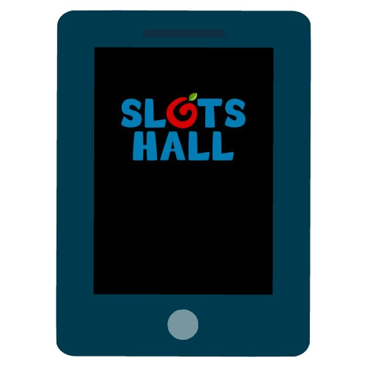 Slots Hall - Mobile friendly