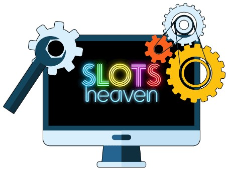 Slots Heaven Casino - Software