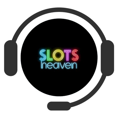 Slots Heaven Casino - Support