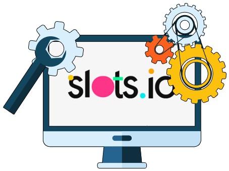 Slots io - Software