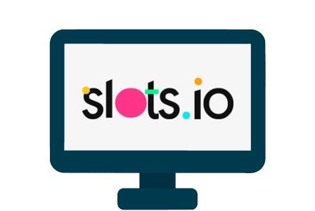 Slots io - casino review