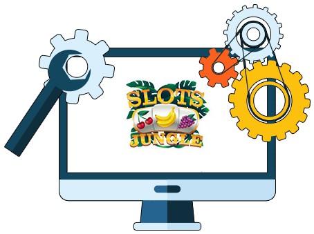 Slots Jungle - Software