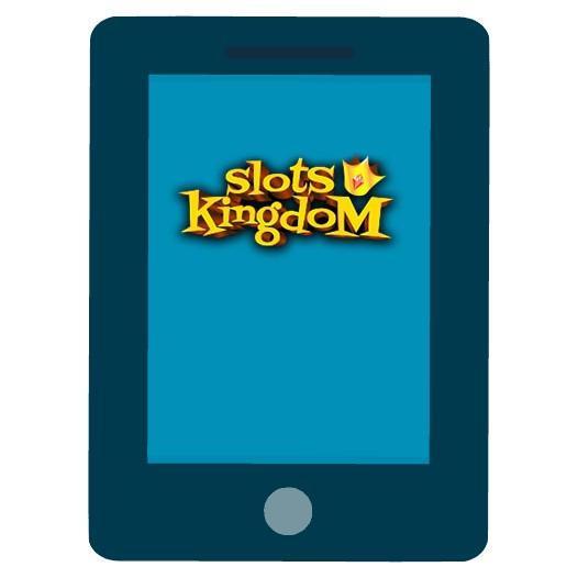 Slots Kingdom - Mobile friendly