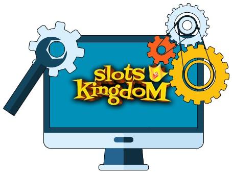 Slots Kingdom - Software
