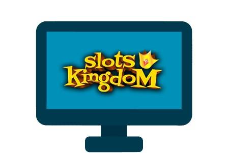 Slots Kingdom - casino review