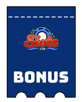 Latest bonus spins from Slots Ltd Casino