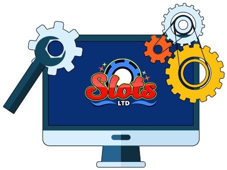 Slots Ltd Casino - Software