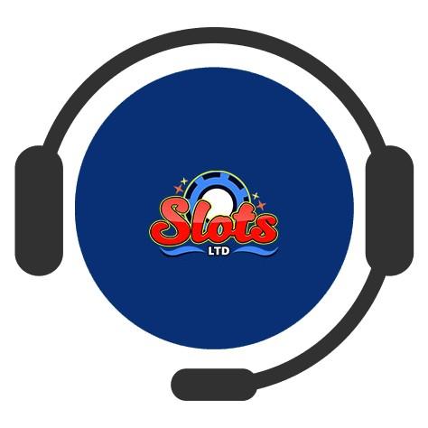 Slots Ltd Casino - Support