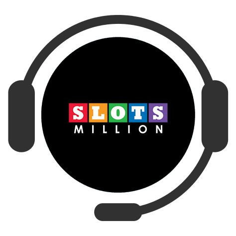 Slots Million Casino - Support