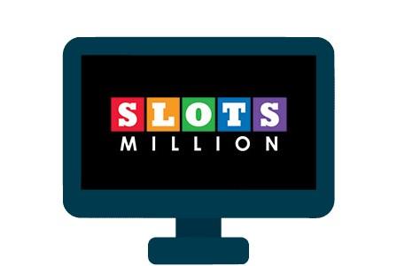 Slots Million Casino - casino review