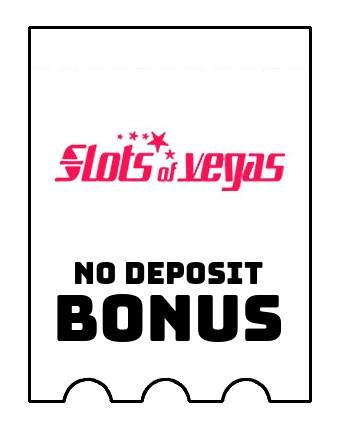 Slots of Vegas Casino - no deposit bonus CR