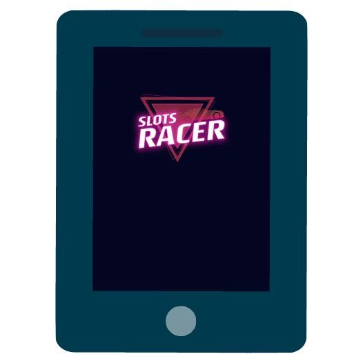 Slots Racer - Mobile friendly